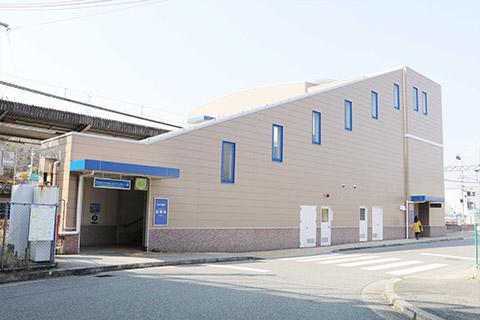 神戸電鉄田尾寺駅
